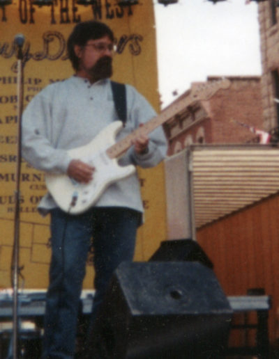 Paul Dennis @ Main St. Deadwood